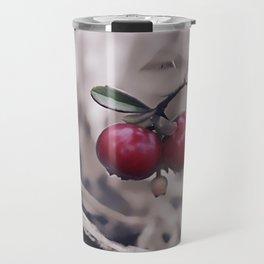 Autumn Berries Travel Mug