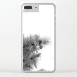 The dreamy taraxacum mongolicum Clear iPhone Case