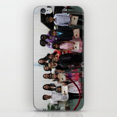 Class Picture iPhone & iPod Skin