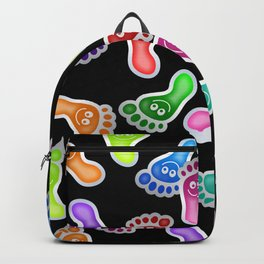 Happy Feet Backpack