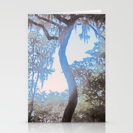 S is for Tree Stationery Cards