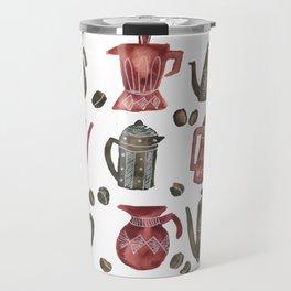 Coffee Pots Travel Mug