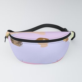 all are beautiful Fanny Pack