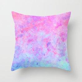 First Love - Original Abstract Art by Vinn Wong Throw Pillow