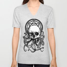 Pieces of Cthulhu Unisex V-Neck
