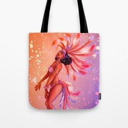 Let's Carneval Tote Bag
