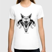 sphynx T-shirts featuring Sphynx by kitsunebis