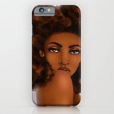 Natural Portrait Slim Case iPhone 6