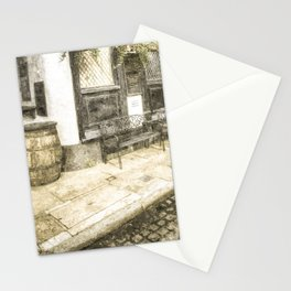 Pub Resting Place Vintage Stationery Cards