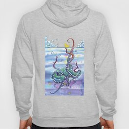 Bath Time Octopus Hoody