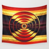 focus Wall Tapestries featuring Focus by DebS Digs Photo Art