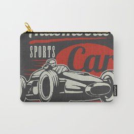 Indy car racing Carry-All Pouch