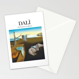 Dalì - The Persistence of Memory Stationery Cards