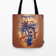 Pine container Tote Bag