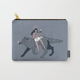 Wolf Rider Carry-All Pouch