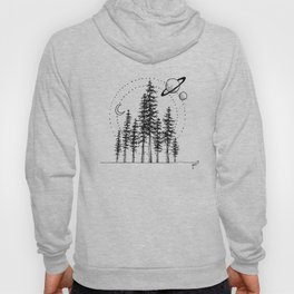 Forrest in Space Hoody