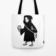 Chill Reaper Tote Bag