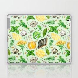 Healing Protection Potion Ingredients Laptop & iPad Skin