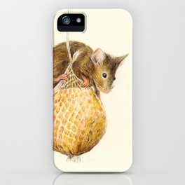 Little Thief iPhone Case