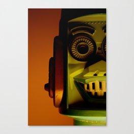 Big Loo Canvas Print