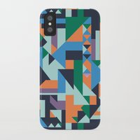 hunter x hunter iPhone & iPod Cases featuring Hunter by La Señora