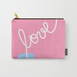 Love lettering Carry-All Pouch