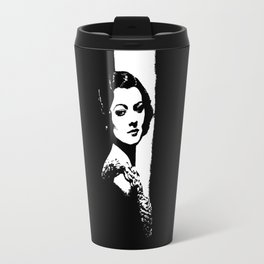Myrna Loy Is Gorgeous Travel Mug