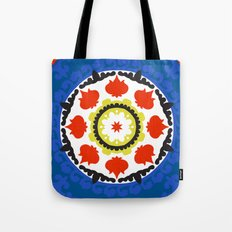 Bold and bright beauty of suzani patterns ver.5 Tote Bag