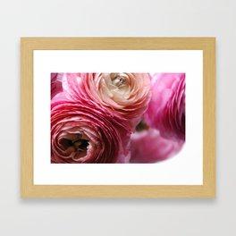 ((O))(((0))(o) Framed Art Print