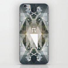 pi iPhone & iPod Skin