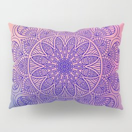 Mild Mandala Pillow Sham