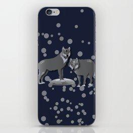 Wolves - 'A Fantastic Journey' iPhone Skin