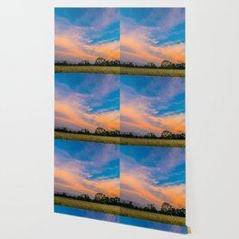 Blurred sky Wallpaper