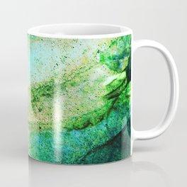 STORMY MINT AND GREEN v2 Coffee Mug