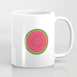 halved melon Coffee Mug