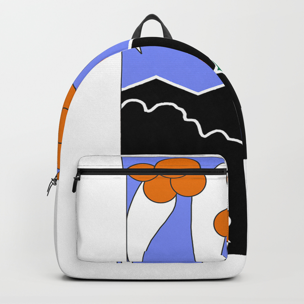 Erin Logo (large) Backpack by Monarchy7066 BKP7539141