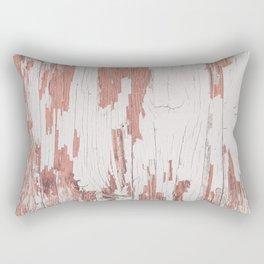SHELTER / 4 / blooming dahlia, almost mauve Rectangular Pillow
