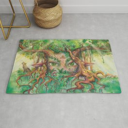 FOREST NYMPH Rug