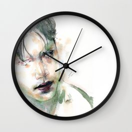 Leslie Cheung (A Better Tomorrow) Wall Clock