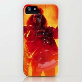 The Demon Rises iPhone Case