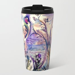 Arrival of Jester B. Travel Mug