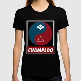 Yin Yang Samurai Balance T-shirt