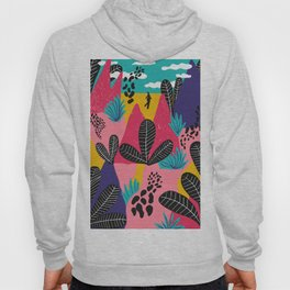 Colorful Forest Hoody