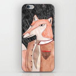 Mr. Fox iPhone Skin