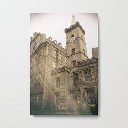The magdalen chapel Edinburgh Scotland Metal Print