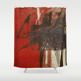 Cabra da Peste Shower Curtain