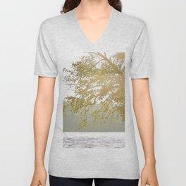 Sunny tree Unisex V-Neck