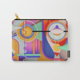visions of gideon Carry-All Pouch