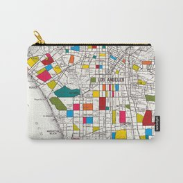 Los Angeles Streets Carry-All Pouch