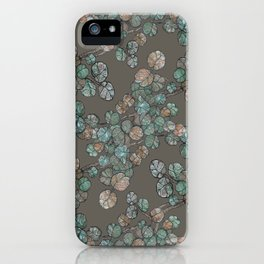 Coccoloba iPhone Case
